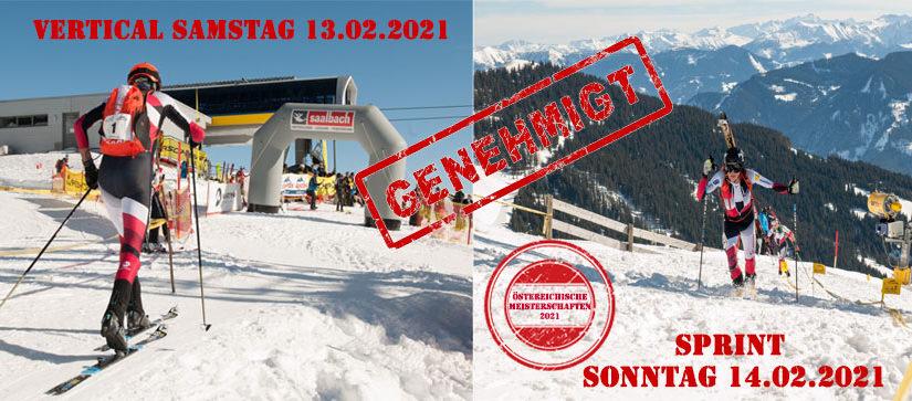 Die einzigen Skibergsteiger-Wettkämpfe ganz Österreichs in dieser Saison!
